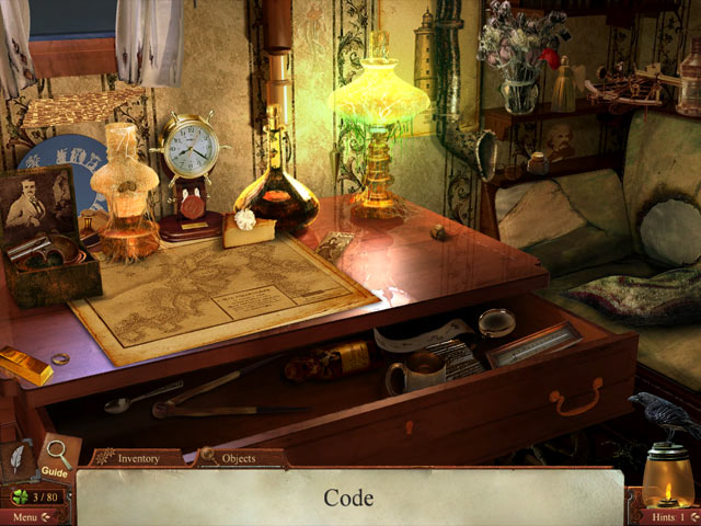 Midnight Mysteries: Devil on the Mississippi Collector's Edition Game screenshot 1