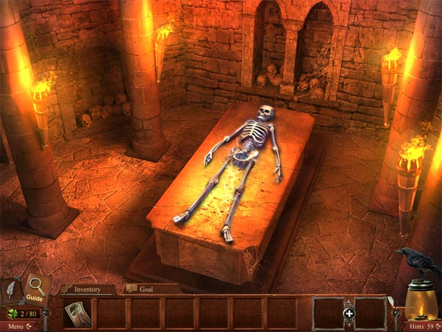 Midnight Mysteries: Devil on the Mississippi Collector's Edition Game screenshot 3