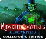 Free Midnight Mysteries: Ghostwriting Collector's Edition Game