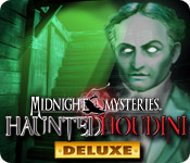 Free Midnight Mysteries: Haunted Houdini Deluxe Game
