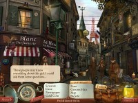 Midnight Mysteries: The Edgar Allan Poe Conspiracy Game screenshot 1