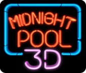 Free Midnight Pool 3D Game