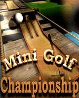 Free Mini Golf Championship Game