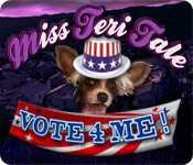 Miss Teri Tale: Vote 4 Me Game