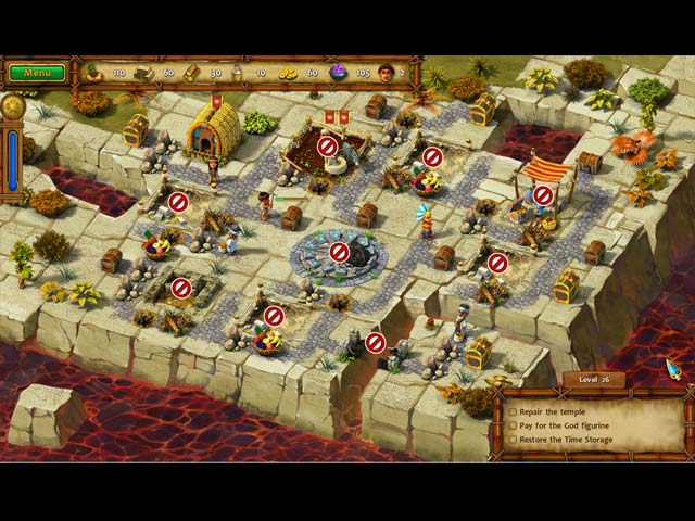 Moai 3: Trade Mission Collector's Edition Game screenshot 2