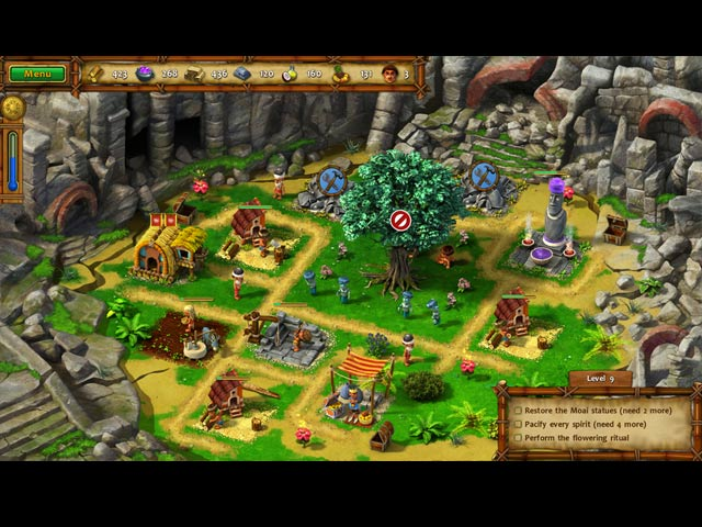 Moai IV: Terra Incognita Collector's Edition Game screenshot 1