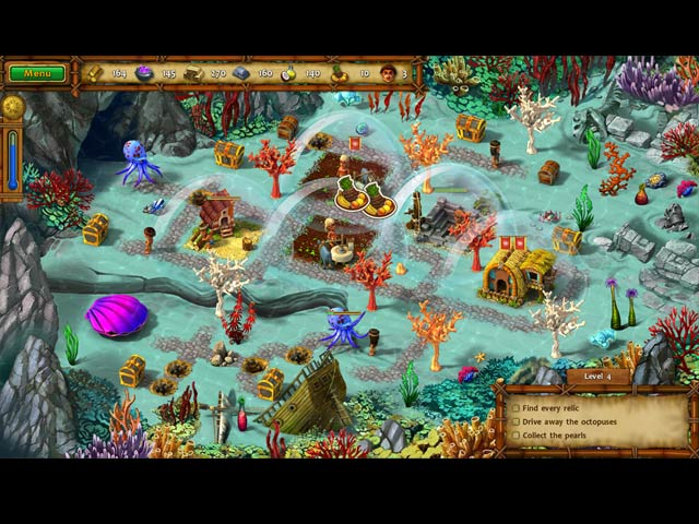 Moai IV: Terra Incognita Collector's Edition Game screenshot 2