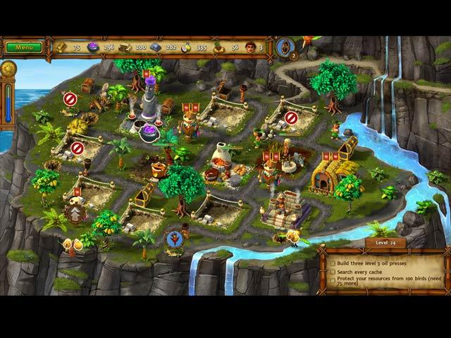Moai IV: Terra Incognita Collector's Edition Game screenshot 3