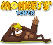 Free Monkey's Tower Game