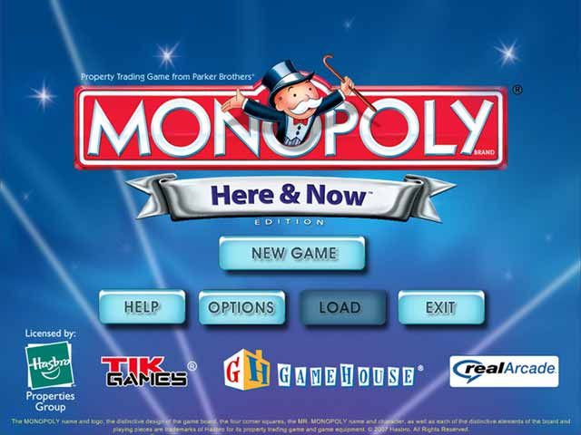 Monopoly Here and Now Edition Game screenshot 1
