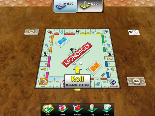 Monopoly Game screenshot 1