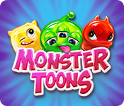 Free Monster Toons Game