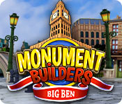 Free Monument Builders: Big Ben Game