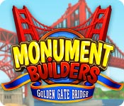 Free Monument Builders: Golden Gate Bridge Game