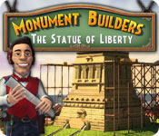 Free Monument Builders: Statue of Liberty Game