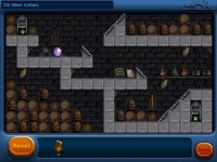 Mortimer and the Enchanted Castle Game screenshot 1