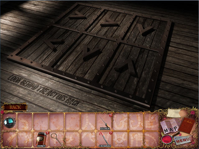 Mortimer Beckett and the Crimson Thief Game screenshot 3
