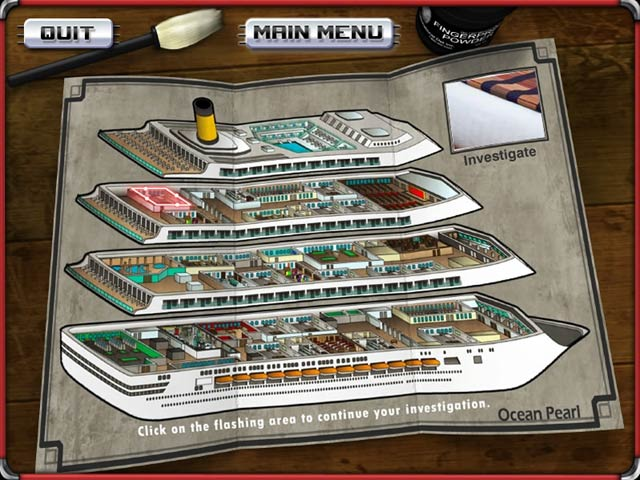 Mr. Biscuits: The Case of the Ocean Pearl Game screenshot 3
