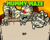 Free Mummy Maze Deluxe Game