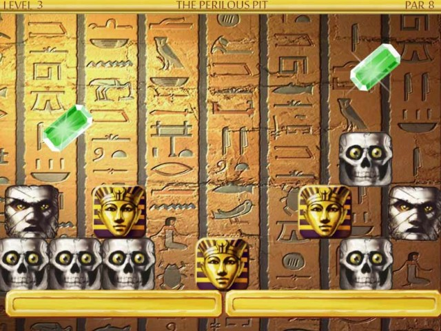 Mummy's Treasure Game screenshot 2