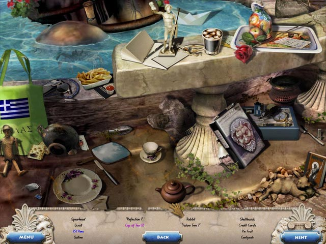 Murder Island: Secret of Tantalus Game screenshot 1