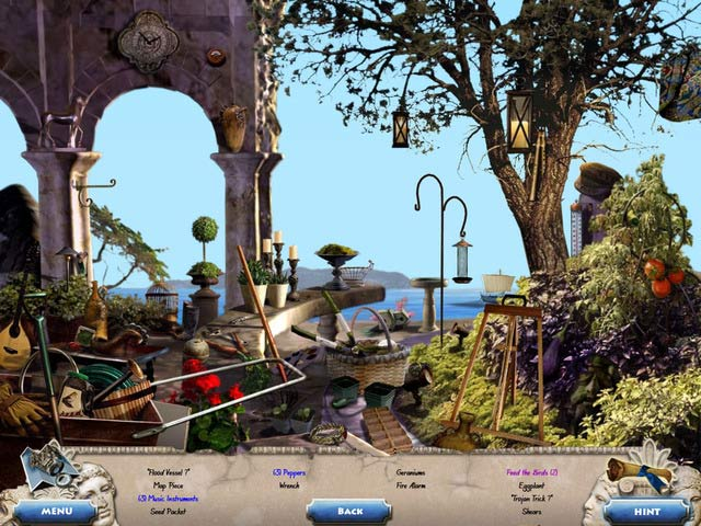Murder Island: Secret of Tantalus Game screenshot 3