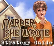 Free Murder, She Wrote Strategy Guide Game
