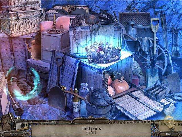 Mysteries of the Past: Shadow of the Daemon Game screenshot 2