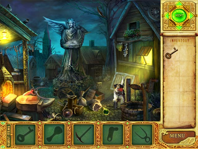 Mystery Age: The Imperial Staff Game screenshot 1