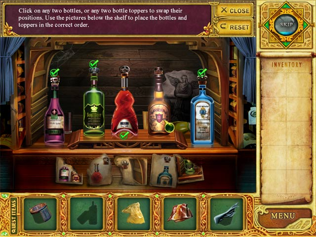 Mystery Age: The Imperial Staff Game screenshot 3
