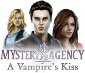Free Mystery Agency: A Vampire's Kiss Game