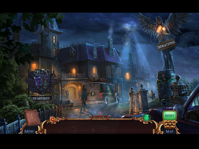 Mystery Case Files: Broken Hour Game screenshot 1