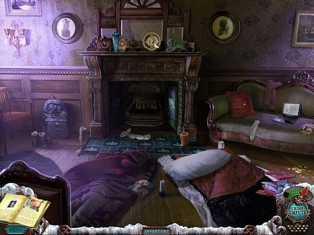 Mystery Case Files: Dire Grove Collector's Edition Game screenshot 1