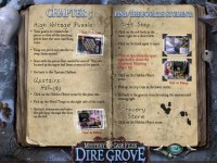 Mystery Case Files: Dire Grove Strategy Guide Game screenshot 1