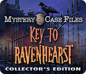 Free Mystery Case Files: Key to Ravenhearst Collector's Edition Game