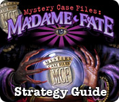 Free Mystery Case Files: Madame Fate Strategy Guide Game