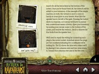 Mystery Case Files: Return to Ravenhearst Strategy Guide Game screenshot 1