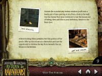 Mystery Case Files: Return to Ravenhearst Strategy Guide Game screenshot 2