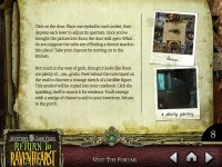Mystery Case Files: Return to Ravenhearst Strategy Guide Game screenshot 3
