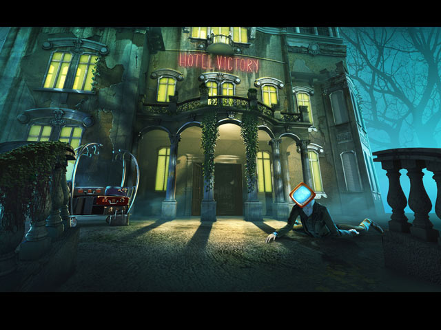 Mystery Case Files: Rewind Collector's Edition Game screenshot 1