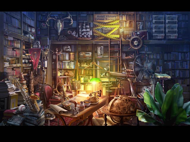 Mystery Case Files: Rewind Collector's Edition Game screenshot 2