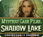 Free Mystery Case Files: Shadow Lake Collector's Edition Game