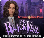 Free Mystery Case Files: The Black Veil Collector's Edition Game