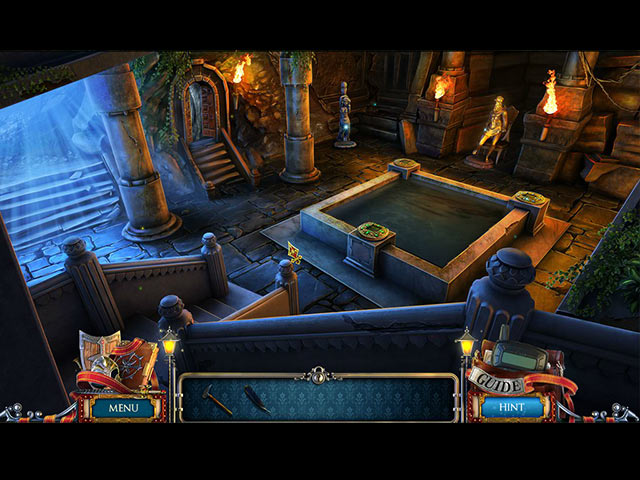 Mystery Crusaders: Resurgence of the Templars Collector's Edition Game screenshot 1