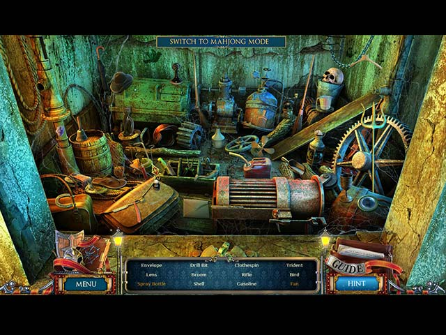 Mystery Crusaders: Resurgence of the Templars Collector's Edition Game screenshot 2