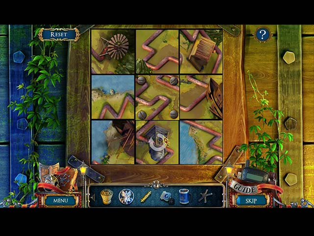 Mystery Crusaders: Resurgence of the Templars Collector's Edition Game screenshot 3
