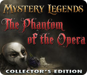 Free Mystery Legends: The Phantom of the Opera Collector's Edition Games Downloads