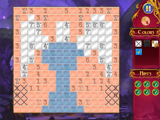 Mystery Mosaics Game screenshot 3