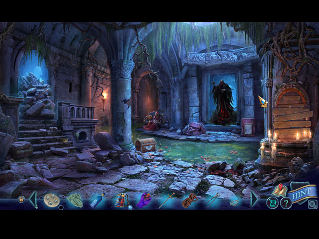 Mystery of the Ancients: Black Dagger Game screenshot 1