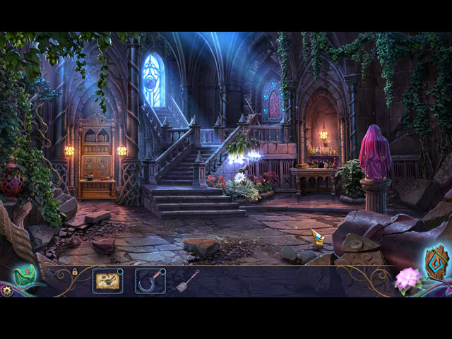 Mystery of the Ancients: The Sealed and Forgotten Collector's Edition Game screenshot 1